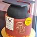 USC Marshall School of Business Graduation Cake 2011