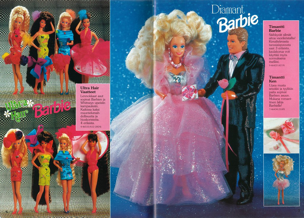 diamant barbie