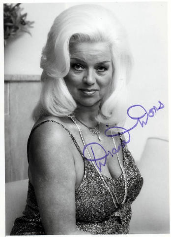 ... One of my guides Miss Diana Dors | by Mystic Ed \u0026 Fluffy  sc 1 st  Flickr & One of my guides: Miss Diana Dors | I shall always have Miss\u2026 | Flickr