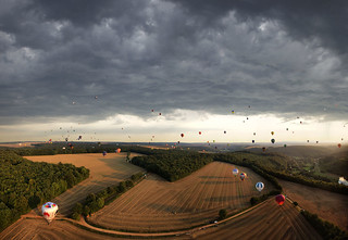 LORRAINE MONDIAL AIR BALLONS, Chambley, France | by Gaston Batistini