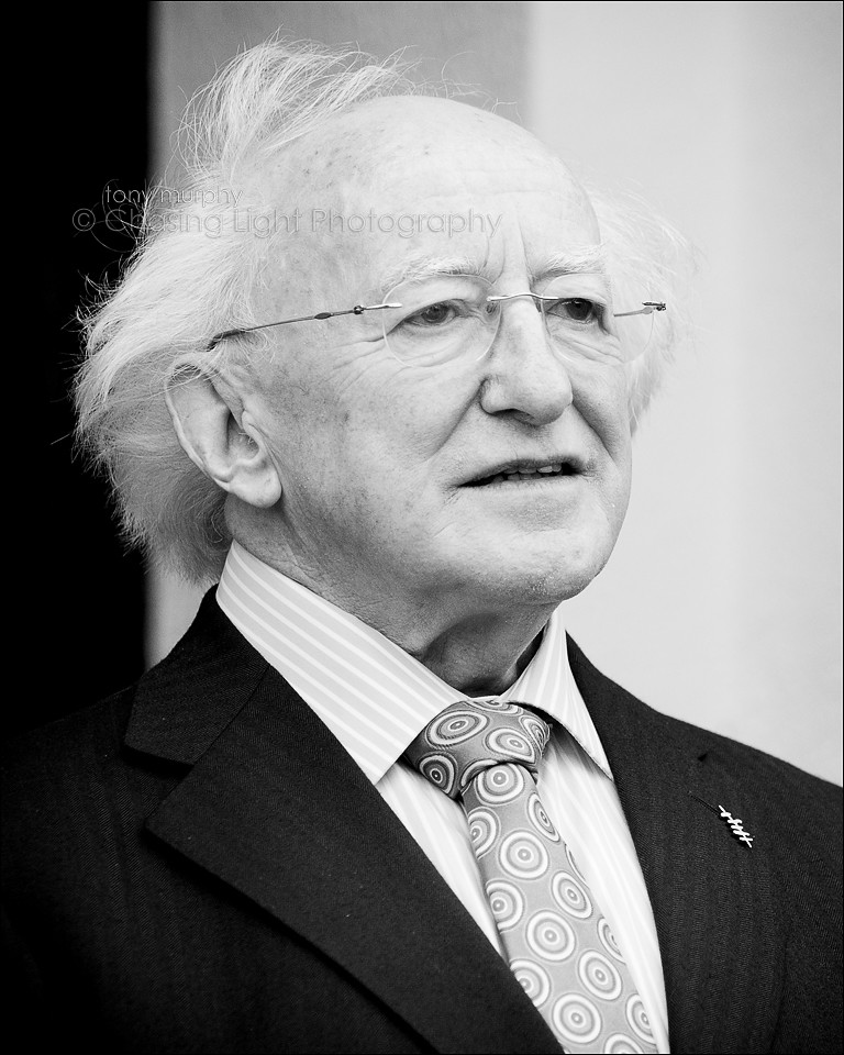 Michael D. Higgins TD | © Copyright Declaration All images ...