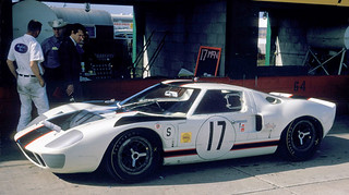 Ford GT40 at Sebring 1967 | by Nigel Smuckatelli