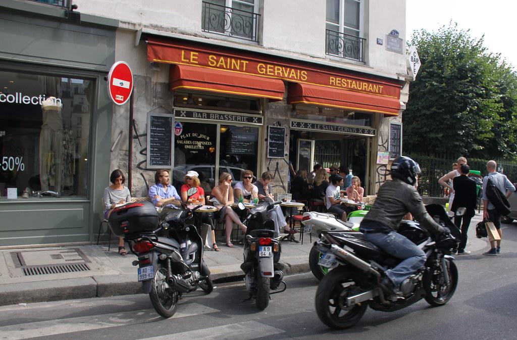 Restaurant Saint Gervais Les Trois Clochers