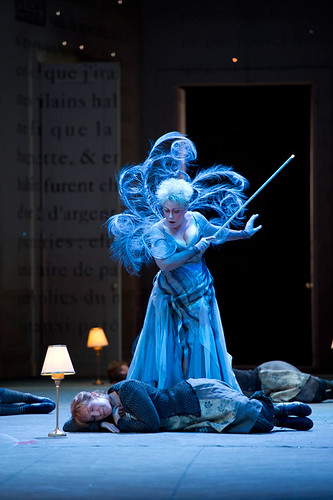 Joyce DiDonato as Cendrillon, Eglise Gutiérrez as La Fée in The Royal Opera's Cendrillon © Bill Cooper/ROH 2011 | by Royal Opera House Covent Garden