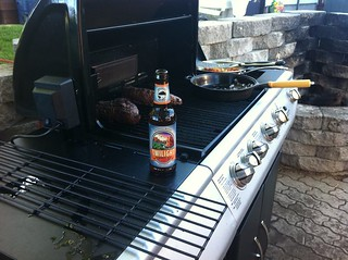 Twilight Ale on a BBQ | by DeschutesBrewery