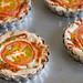 Garlic Scape and Tomato Tartlets - 5