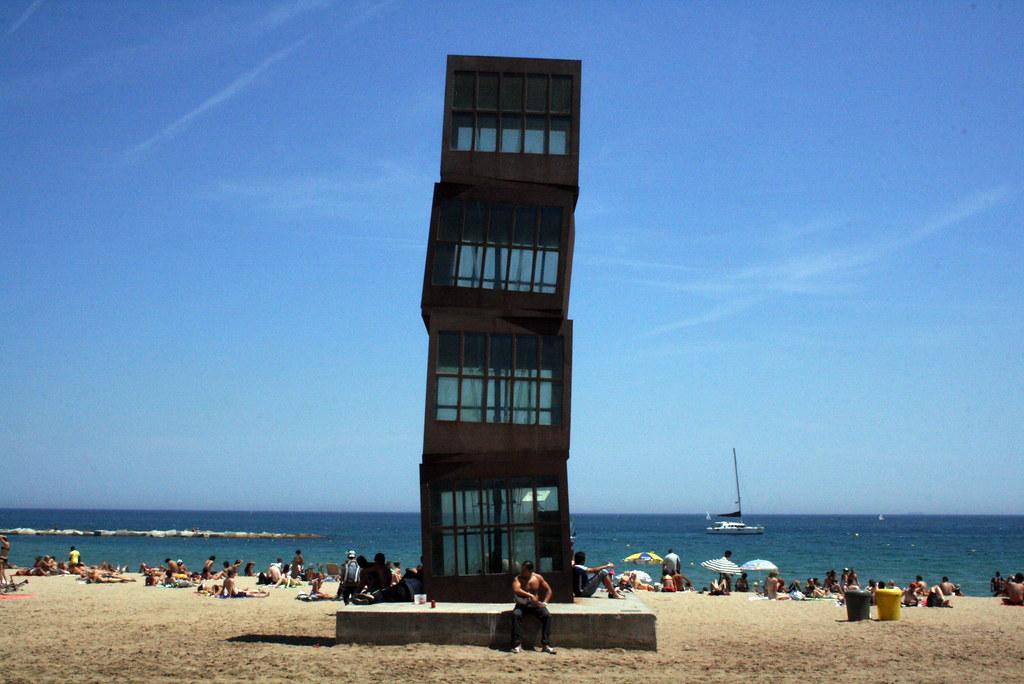 En la playa - 3 part 1