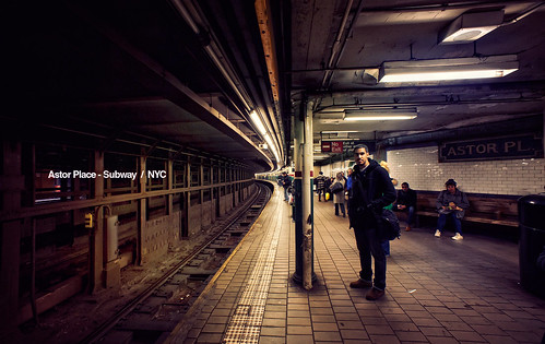 Astor Place - Subway / NYC | by isayx3