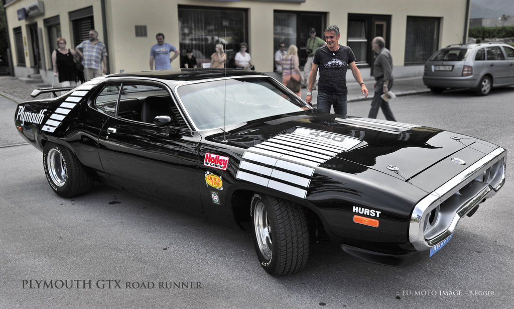 plymouth gtx road runner 1972 clerici copyright bernhard flickr. Black Bedroom Furniture Sets. Home Design Ideas