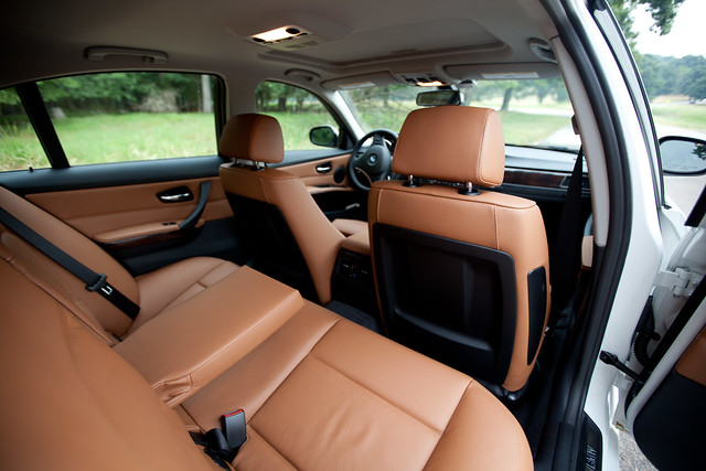 Bmw 335d Interior Saddle Brown Flickr Photo Sharing