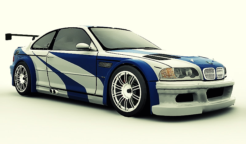 Bmw m3 need for speed most wanted