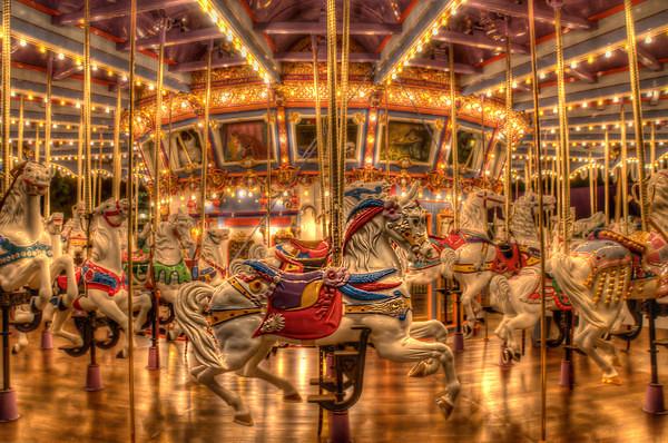 The Final Turn Around The Carousel The King Arthur