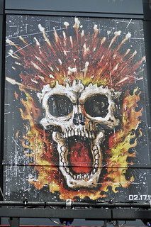 Ghost Rider 2 advertising banner | by warriorwoman531