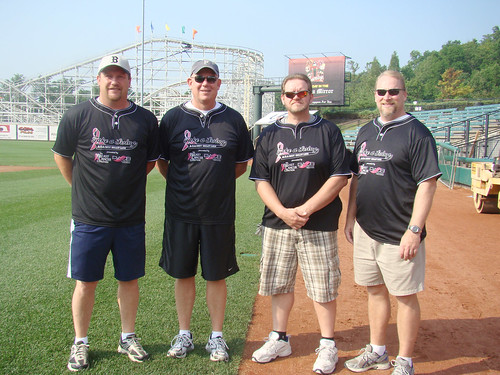 C&G Savings Bank Team 1 | by PA Breast Cancer Coalition