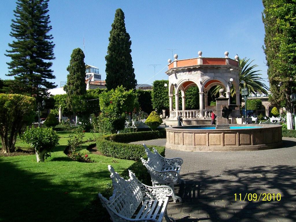 Town Of Yuriria Guanajuato Mexico 1 Photo Taken By Ann