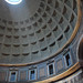 all'interno del Pantheon, Roma