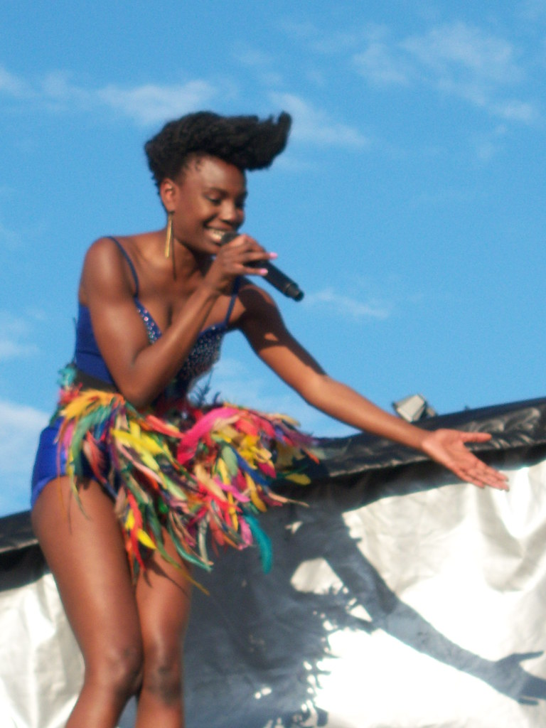 Song bird | Shingai Shoniwa, singer in the Noisettes, on the