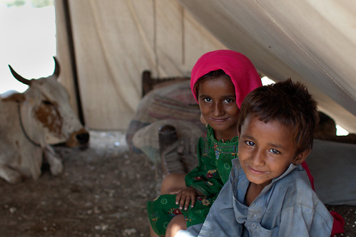 PAKISTAN: Coping with the floods | by UNICEF Pakistan