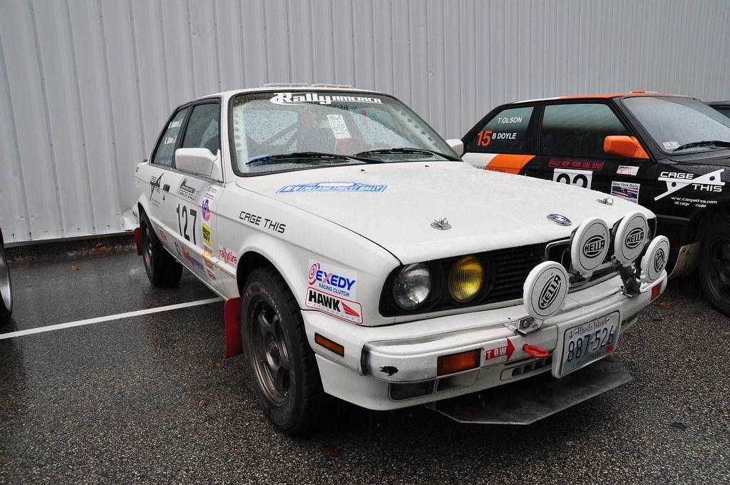 Ei Rally Car Justin Behrends Flickr