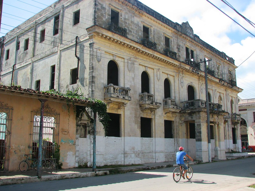 Hotel Comercio Caibari 233 N Cuba Once Very Famous The