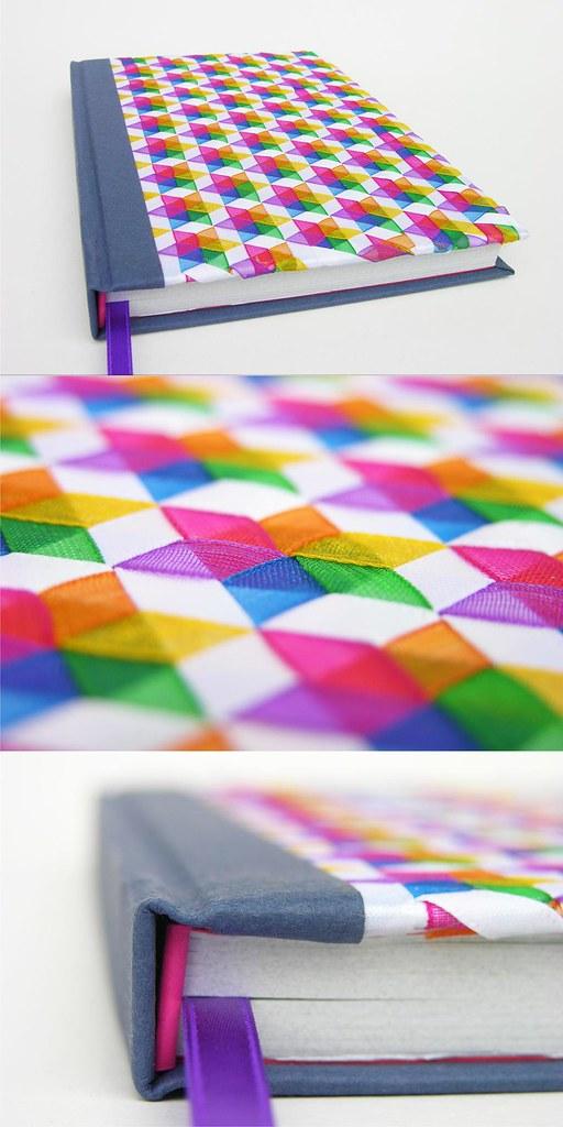 Diy Ribbon Book Cover : Hexacromia diagonal youtube watch v u mlhc