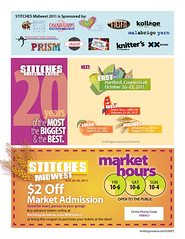 STITCHES Midwest 2011 Market Session Brochure 14