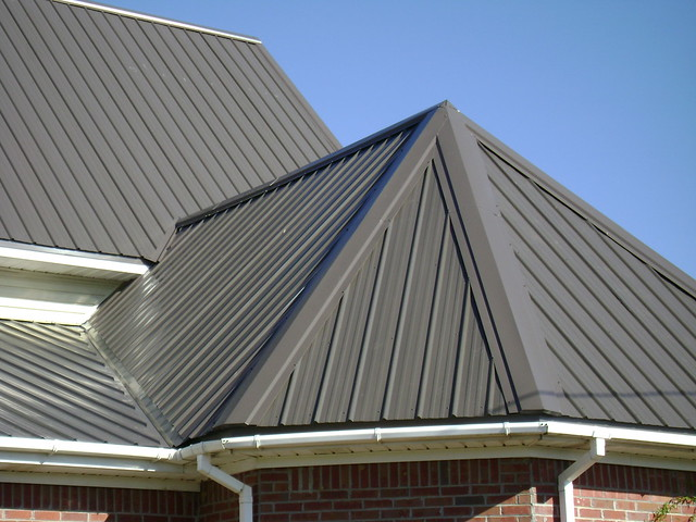 How to install metal roof on a mobile home - Residential Metal Roof Flickr Photo Sharing