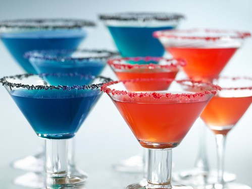 Patriotic Margaritas Recipe | by Betty Crocker Recipes