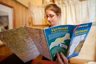 Tara Reading Vermont Map | by goingslowly