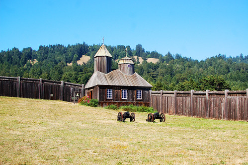 fort ross chapel | by hep
