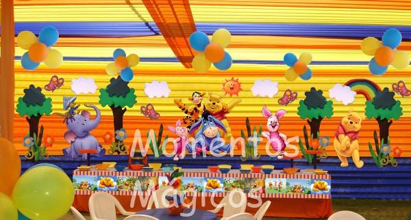 Decoraci nes infantiles de winnie imagui for Decoracion winnie pooh para fiesta infantil