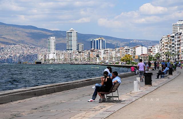 İzmir Kordon Boyu  Flickr - Photo Sharing!