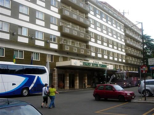 Grand hotel fleming rome p za m leone spoleto 20 for Grand fleming hotel