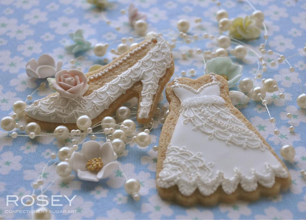 Classic Lace Wedding Cookie - 3 | [JUL 2011] | YUKIKO | Flickr