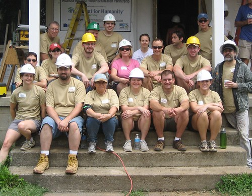 how to get on the list for habitat for humanity