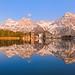 Arosa reflected
