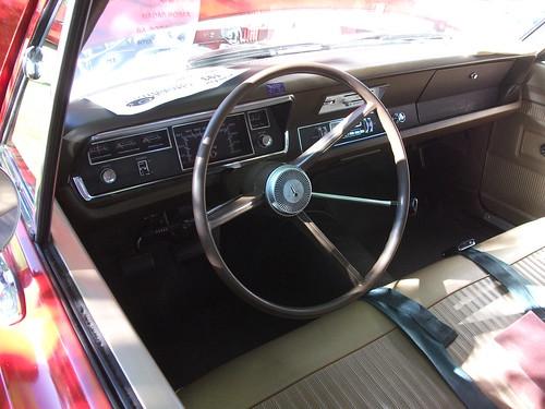 1968 Plymouth Valiant 100 Interior Dave 7 Flickr