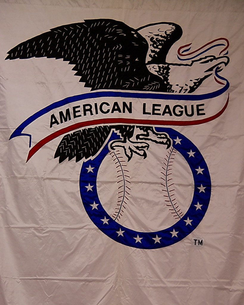 American League Banner Mlb 2011 All Star Game Fanfest