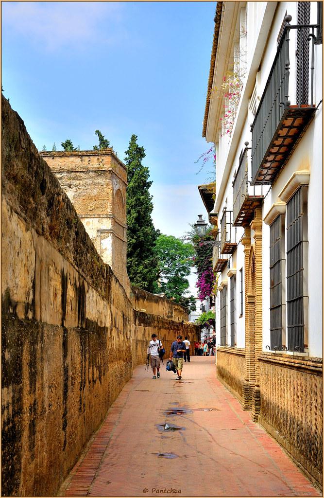 Sevilla calle del agua 1 2 explore la calle del - Calle correduria sevilla ...