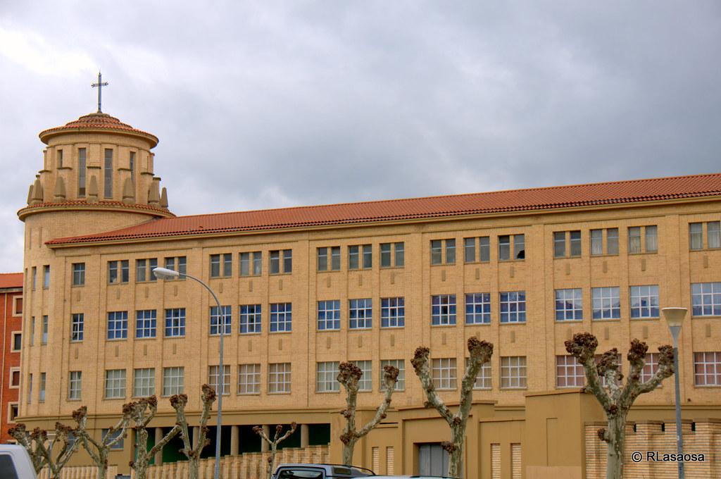 Resultado de imagen de Pamplona colregio de los hernmanos maristas