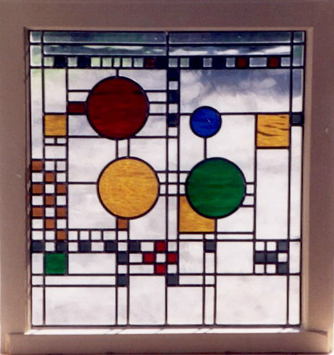 Window4-FLW | by Northern Art Glass