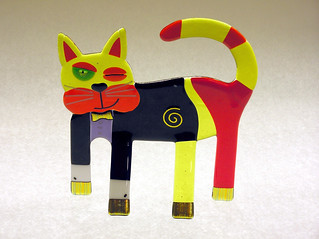 Kool Cat 7 | by Northern Art Glass