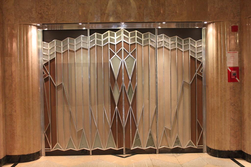 ... Art Deco Door | By Joseph A