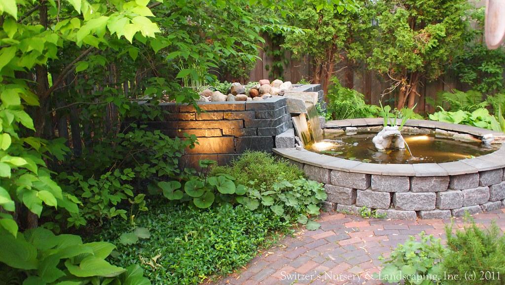 Minnesota landscape design inspired by bali natural ston for Landscape design mn