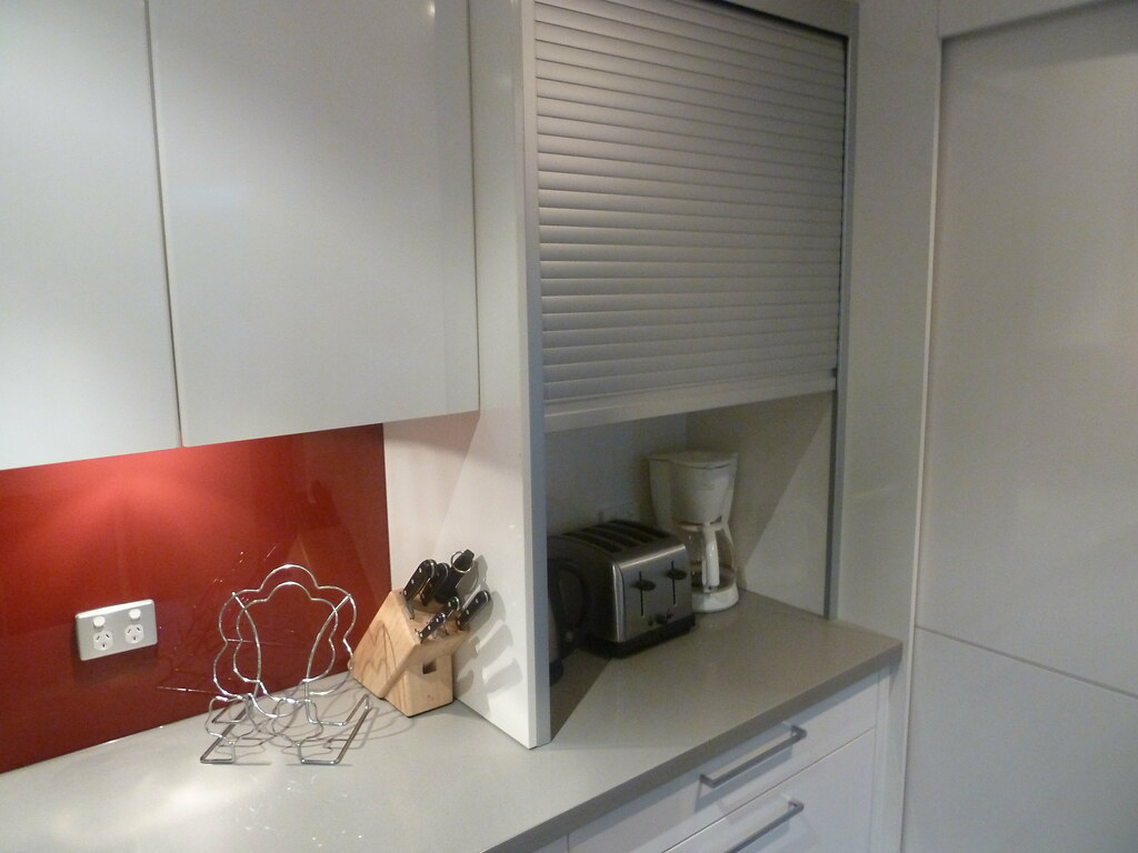 Appliance cupboard