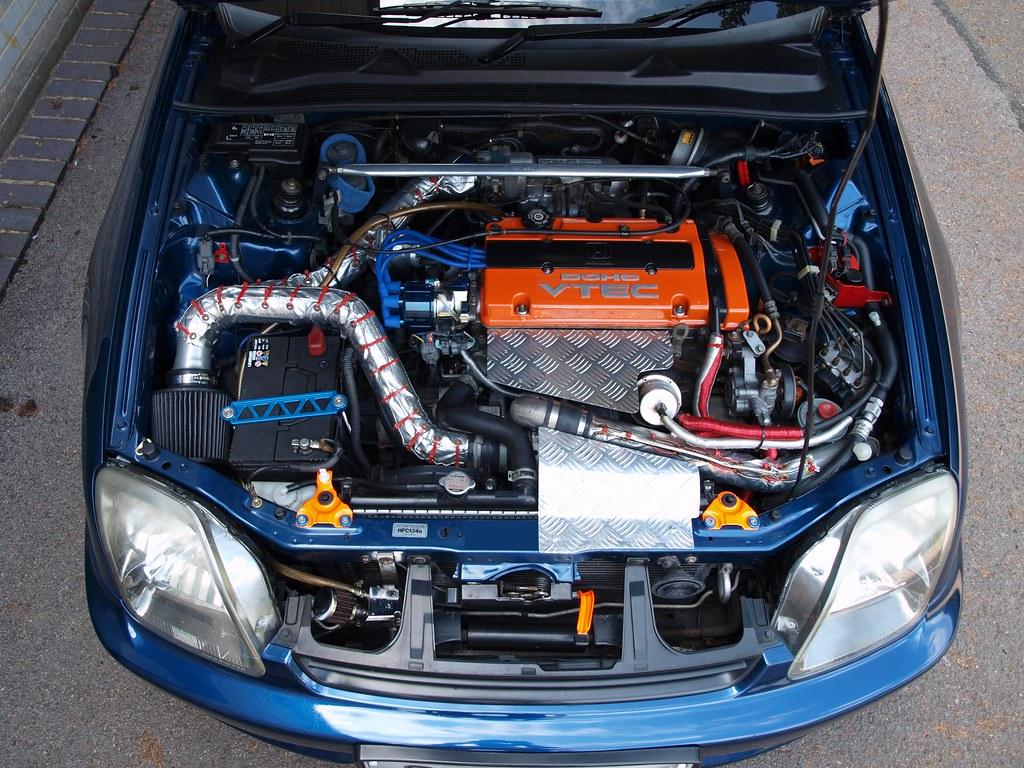 Honda Prelude Motegi Turbo