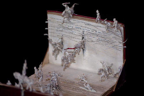 Mysterious paper sculptures | by chrisdonia