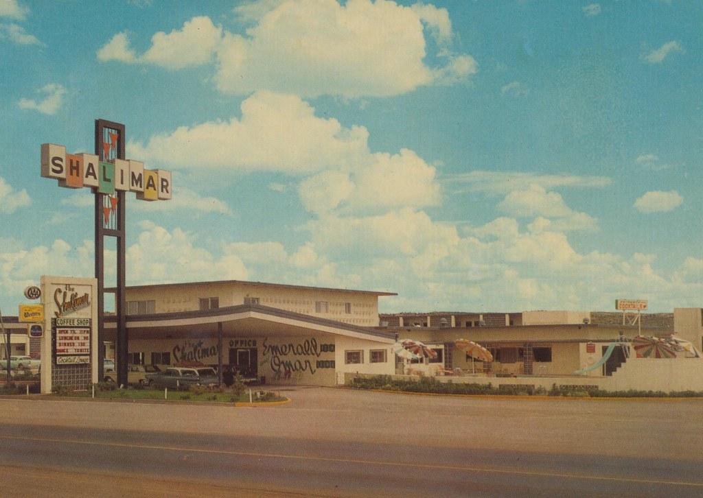 Shalimar Inn - Gallup, New Mexico
