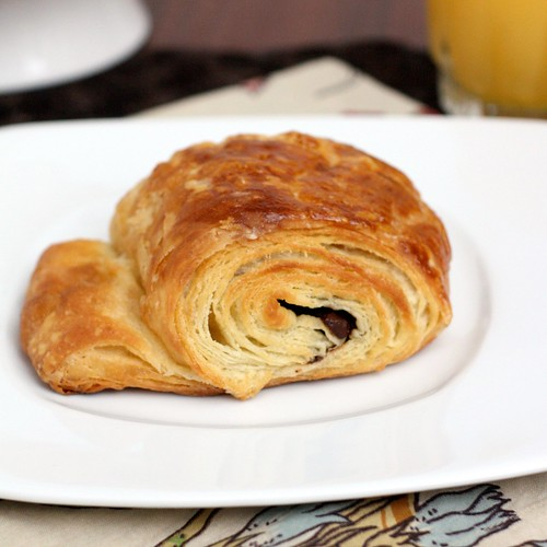 Step-by-Step Chocolate Croissants | by Tracey's Culinary Adventures