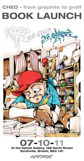 my new book FROM GRAPHITE TO GRAFF | by CHEO.